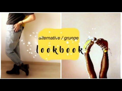 ● alternative / grunge - lookbook