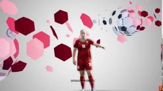 Mistrovství Evropy fotbalistek do 17 let - pozvánka (ME WU17)