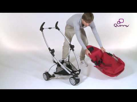 Quinny Zapp Xtra 2 Üç Tekerlekli Bebek Arabası | İlke Bebe