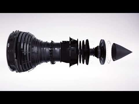 Rolls-Royce Trent XWB feature video (Airbus A350 XWB engine)
