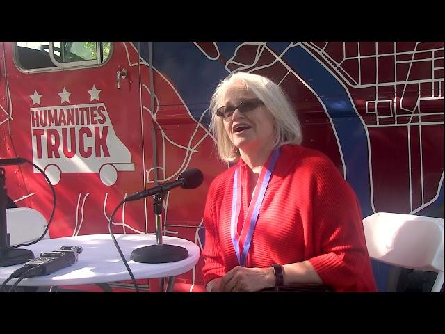 Humanities Truck | Class of 1968 | Betsy Ashton
