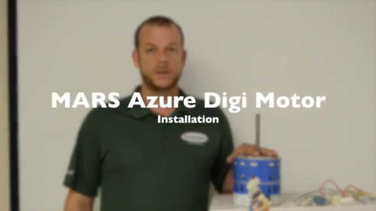 maxresdefault tech tip 8 how to install a mars azure digi motor youtube mars motor 10463 wiring diagram at highcare.asia