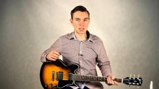 Zacznij używać skal jak zawodowi gitarzyści