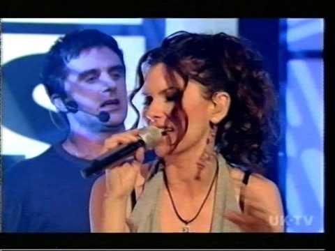 Shania Twain - Ka-Ching! (live on Top Of The Pops)