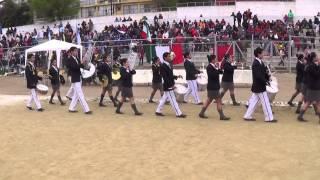 Inglaterra y Prusia, Instituto Superior de Comercio, Concurso INSUCO 2013