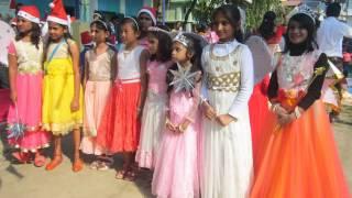 Jalpaiguri Public School Christmas Day