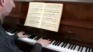Урок пианино № 73. Разбор композиции Бетховен Богатель. Сочинение № 33