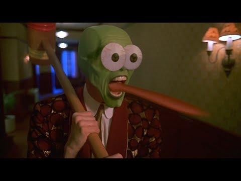 金凯瑞成名喜剧《变相怪杰》,你的第一部无厘头喜剧是哪篇呢