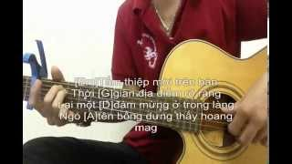 Vợ Người Ta - Guitar Hướng Dẫn by Kaka QP