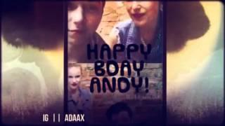 Happy 23rd Birthday, Andy Biersack!