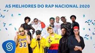 RAP BR 2020 - As Melhores do Rap Nacional