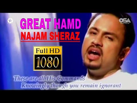 GREAT HAMD - YAH MOAMLA KOI AUR HAI (HAMD) || NAJAM SHERAZ || OSA WORLDWIDE