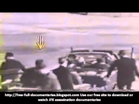 JFK Assasination Video - Never Seen Before Footage - Cover Up Documentary Part 1