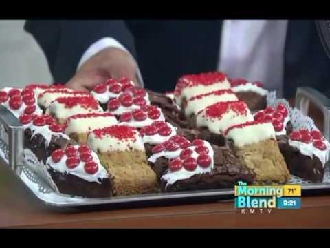 Perfect Slice Bakeware by BergHOFF featured on KMTV-TV CBS, Omaha, NE