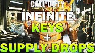 *NOT CLICKBAIT* Infinite Supply Drop Glitch & Infinite Key Glitch...