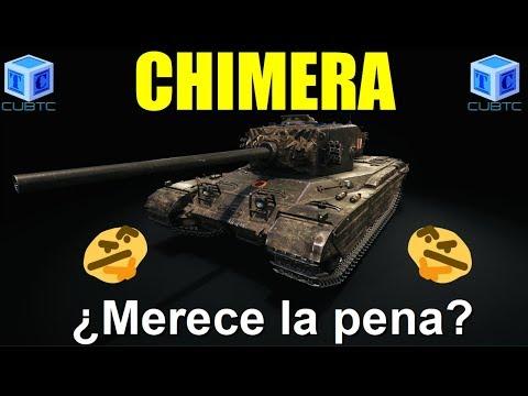 World Of Tanks Español: Chimera ¿merece la pena? thumbnail