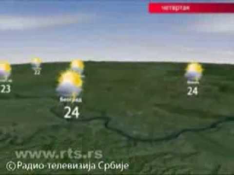 Prognoza Vremena Za 29. Avgust 2013