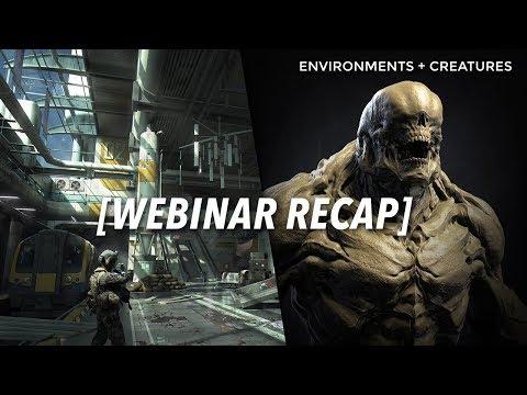 Character and Environment Art On Triple A Games with Ken Fairclough (Bioware) & Jason Martin (ID)