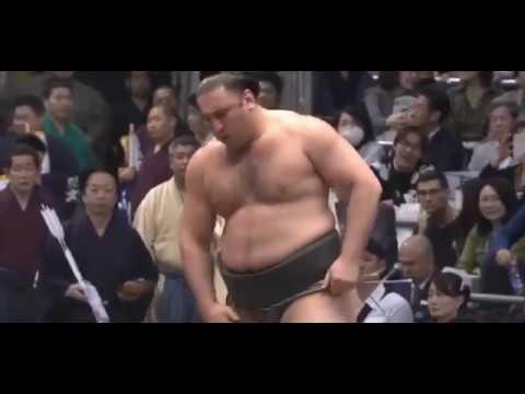 Tochinoshin vs Ichinojo - Haru 2018, Day 15