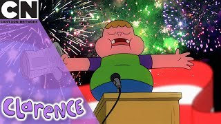 Clarence | Class President Election | Cartoon Network UK