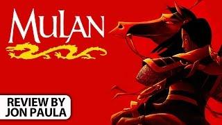 Mulan -- Movie Review #JPMN