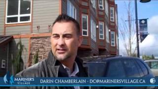 Grand Opening at Mariner's Village with Darin Chamberlain