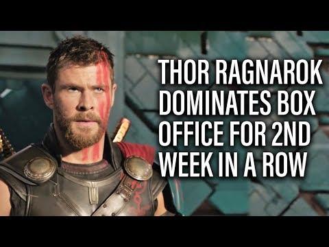 Box Office Report - Thor Dominates Again