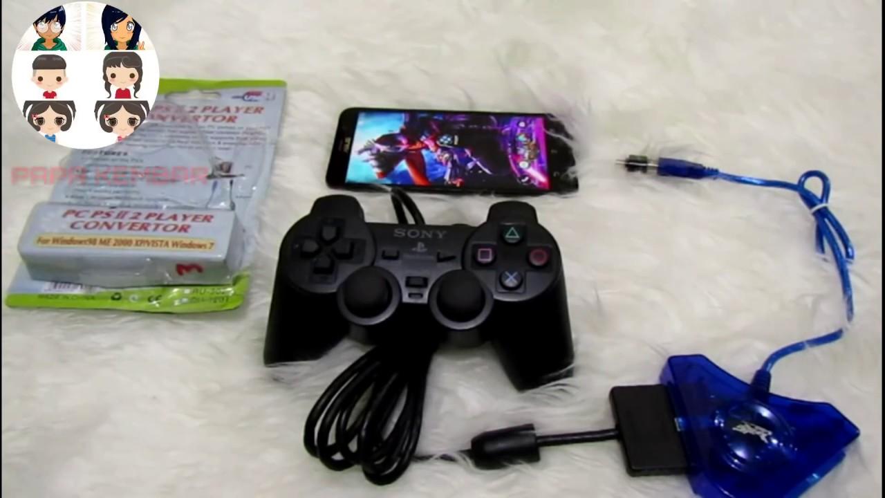 Cara bermain game menggunakan stick ps2 di android-- PAPA ...