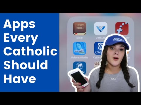 Apps Every Catholic Needs