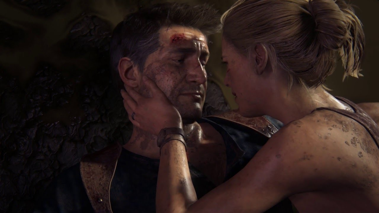 Uncharted 4 Elena S Death Scene Notice The Quotes Around Death
