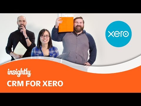 Discover the Insightly-Xero Integration