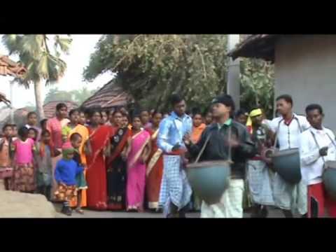 Tribal Culture of West Bengal: Sohrai, the harvesting Festival