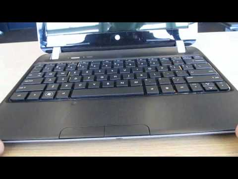 HP Pavilion DM1 notebook