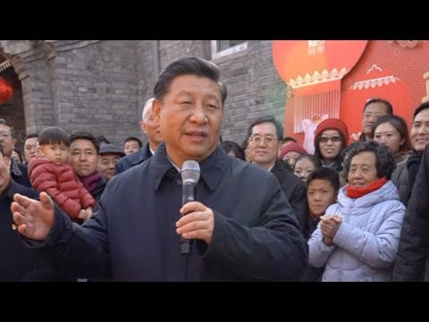 Xi Jinping extends Spring Festival greetings to all Chinese people