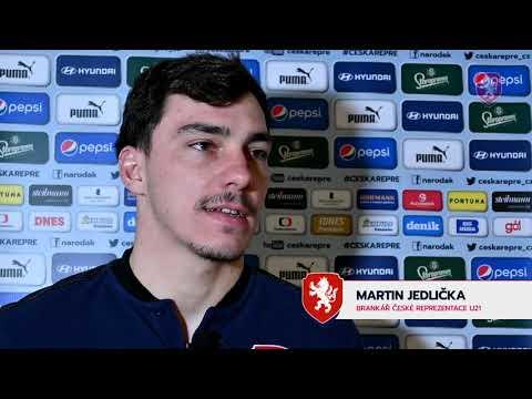 ČR U21 | Rozhovory s Ondřejem Lingrem a Martinem Jedličkou