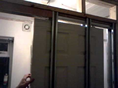 Youtube How To Build A Pocket Door Pictures