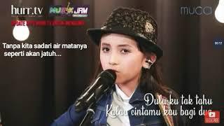 Gambar cover Status wa terbaru sedih, lagu lelah mengalah by Alyssa Dezek.