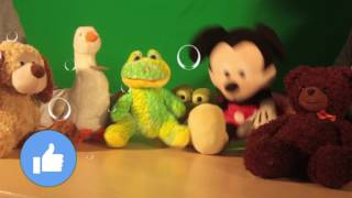 Küçük Kurbağa Çocuk Şarkısı - Çocuklar İçin Eğlenceli Şarkılar #1