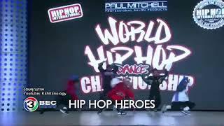 HIP HOP HEROES | Ch3Thailand