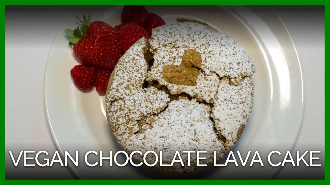 how to make chocolate vegan cake