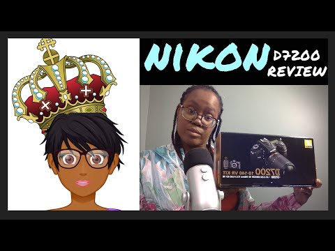 REAL NIKON D7200 CAMERA REVIEW