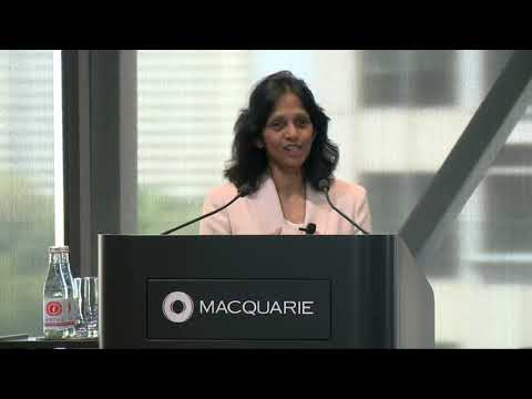 Macquarie Group Limited 2020 Operational Briefing Webcast