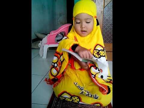 Anak Kecil Lucu Banget Ngaji Surat Surat Pendek Youtube