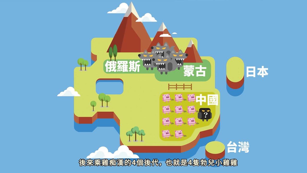 2000年中國史濃縮版(從秦帝國到中華人民共和國)