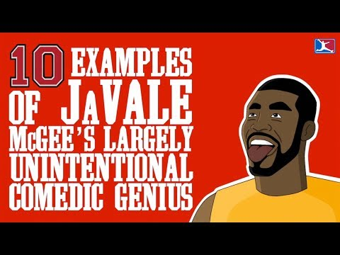 10 Examples of JAVAAAAALE McGee's Largely Unintentional Comedic Genius