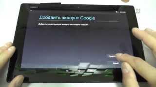 Планшет Sony Xperia Tablet Z обновление и установка навигатора подробное видео(Заходите и смотрите интересное видео на других моих каналах! Мои фильмы творчество и путешествия - http://www.youtu..., 2014-07-08T14:31:47.000Z)