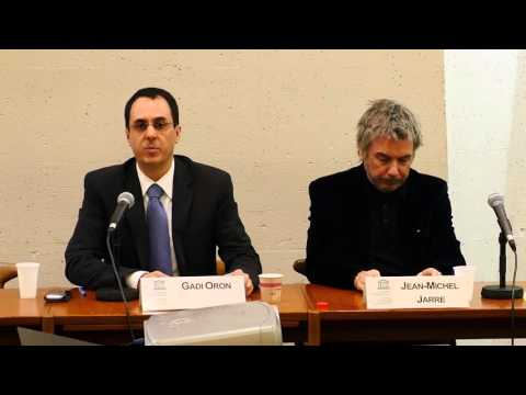 Cultural Times #6 - Conclusions from Gadi Oron, Director General of CISAC - Press Conference