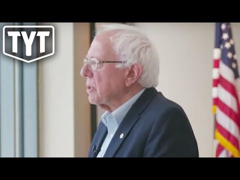 Bernie Sanders Interview with Cenk Uygur of The Young Turks