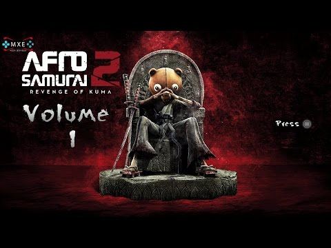 Afro Samurai 2: Revenge of Kuma (Volume One) - FULL Gameplay Walkthrough [1080p 60FPS HD]