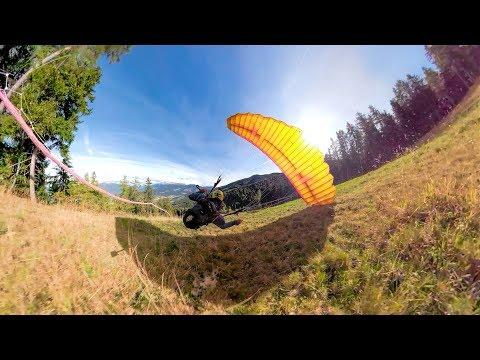 """HowToShred"" #3 Speedflying Proximity SlopeStyle"